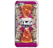 Rape of the Sabine Pizza iPhone Case/Skin
