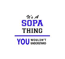 It's a SOPA thing, you wouldn't understand !! by allnames