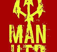 Man Utd  by heliconista