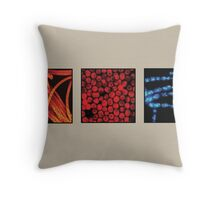 Photosynthetic bacteria compilation Throw Pillow