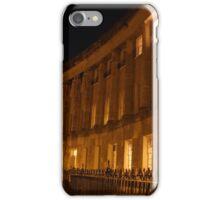 Royal Crescent Bath UK iPhone Case/Skin