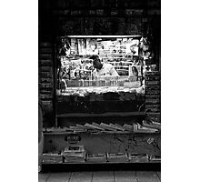 News stand Photographic Print