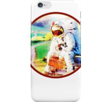 Earth Landing Goes Wrong iPhone Case/Skin