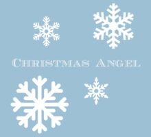 Christmas Angel by silviasunflower
