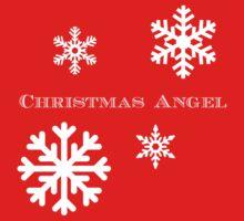 Christmas Angel One Piece - Long Sleeve