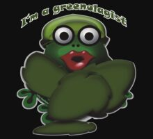 I'm a Greenolagist! by schmeer