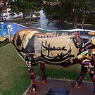 More Bovine Art by Tom Gomez