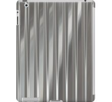 Corrugated Chrome #2 iPad Case/Skin