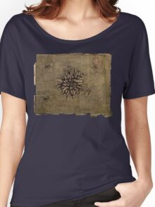 Rustic Flowers Women's Relaxed Fit T-Shirt