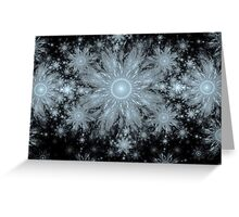 Flurries Greeting Card