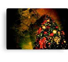 Reach for the Ceiling Canvas Print