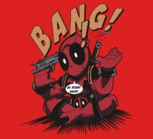BANG! DEADPOOL! T-Shirt