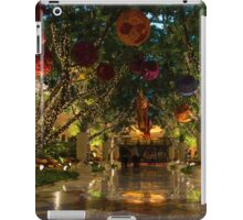 Sparkling, Merry, Exuberant Decorations iPad Case/Skin