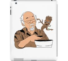Groot Strong iPad Case/Skin