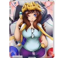 Queen Gamer iPad Case/Skin