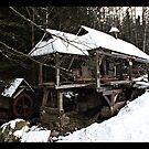 Sawmill by Jörg Holtermann