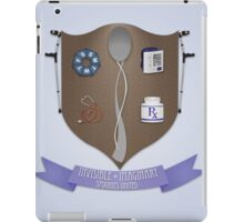 Spoonie Coat of Arms iPad Case/Skin