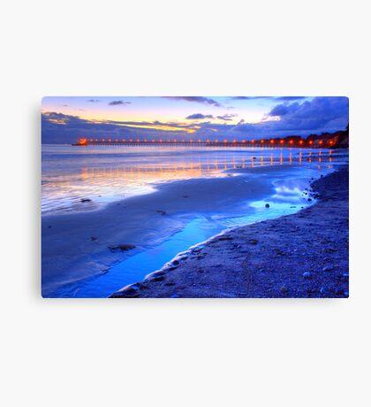 Bacara (Haskell's ) Beach, Santa Barbara Canvas Print