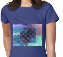Cool Patterns Womens Fitted T-Shirt