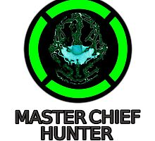 Master Chief Hunter - Achievement Hunter & Halo Mix by camboliusrex