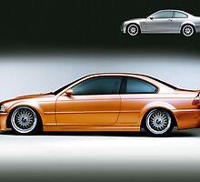 BMW by Taylor Jury