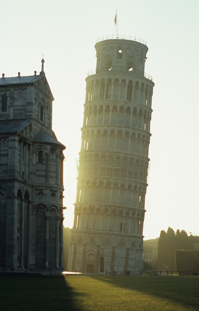 Leaning Tower by Kasia Nowak