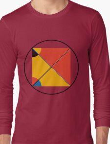 Euclid Geometry 3 Long Sleeve T-Shirt