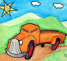 Truck by Matt Booth