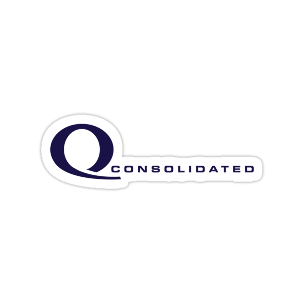 Queen Consolidated Regular Logo by Christopher Bunye