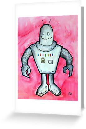 Robot by Matt Booth