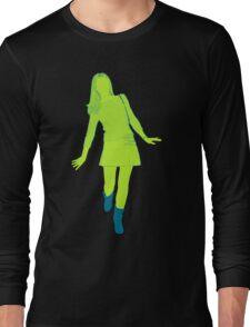 fashion girl 001 Long Sleeve T-Shirt