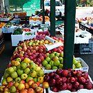 Fruit Market by Catherine Davis