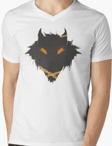 SMITE - Fenrir Simple Mens V-Neck T-Shirt