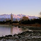 Winter Paradise... - Sunrise Wanaka - NZ by AndreaEL
