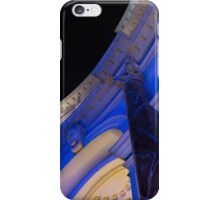 Moon at the Forum Shops - Las Vegas Neon Glow iPhone Case/Skin