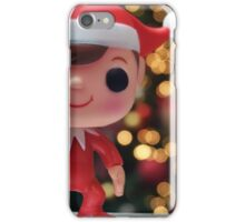 Elf on the Shelf iPhone Case/Skin