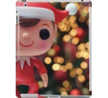 Elf on the Shelf iPad Case/Skin