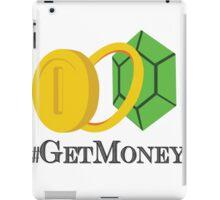 Get Money iPad Case/Skin