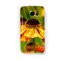 Day's Eye! - Black Eyed Susan - Cone Flower NZ Samsung Galaxy Case/Skin