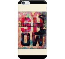 Rock Show iPhone Case/Skin