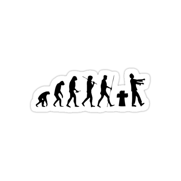 the real human evolution by MrYum