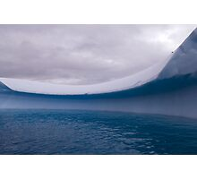 Cool Curvature Photographic Print
