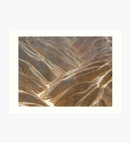 Death Valley, California, USA Art Print