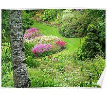 Maple Glen Gardens - Southland - NZ ** Poster