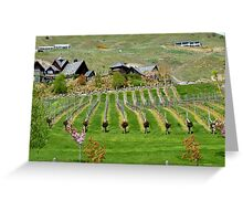 Divine Vines! - NZ - Southland Greeting Card