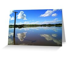 Specular Reflection - Gore - Southland Greeting Card