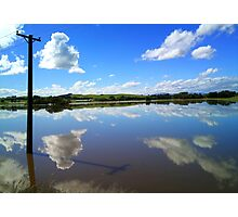 Specular Reflection - Gore - Southland Photographic Print