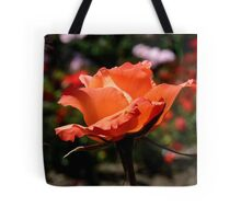 A Single Rose Just For You! - NZ - Southland Tote Bag