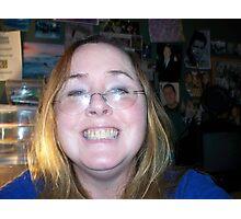 Goober The Happy Camper Photographic Print