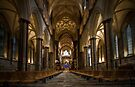 Salibury Cathedral by igotmeacanon